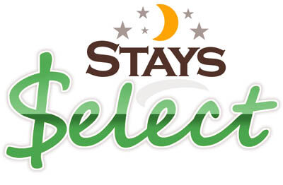 Select Stays logo